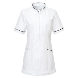 CM028理学療法士・作業療法士専用白衣レディスチュニックE100[ホワイト]