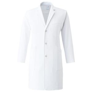 CM770調剤薬局在宅訪問薬局衣WECURE薬剤師メンズコートE100[ホワイト]