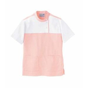 CR085介護看護PTOT向けレディスケアワークシャツ(E95C5)[ピンク]