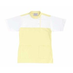 CR085介護看護PTOT向けレディスケアワークシャツ(E95C5)[クリーム]