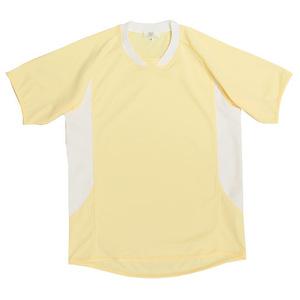 介護用撥水入浴介助用シャツ男女兼用(E100)[クリーム]