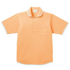 バインダー介護用ニットシャツ男女兼用(E95・C5)[オレンジ]